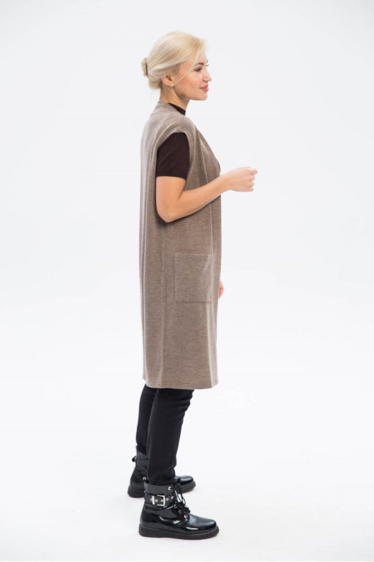 77101-2 - Такой жилет можно носить с чем угодно