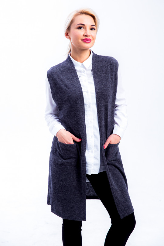 77101 - Такой жилет можно носить с чем угодно